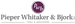 Pieper Whitaker & Bjork, LLC - Bloomington