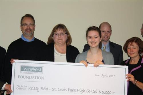 Kelsey Reid - St. Louis Park High School