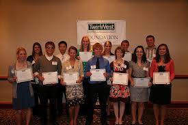 TwinWest Scholarship Recipients