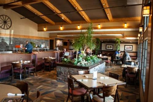 29 Pines Restaurant - view of the buffet