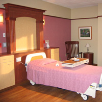 Family Birth Suites room