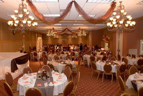 Banquet balllroom
