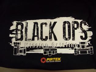 Pirtek Black OPS