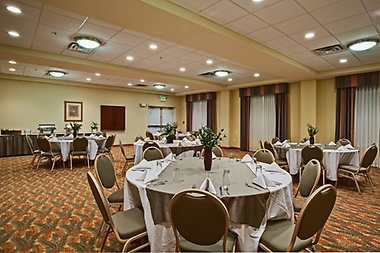 Have an event? Meeting space is available!