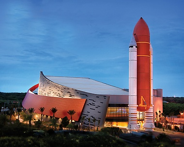 Experience the Kennedy Space Center, right in our back yard!