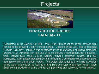 Heritage High School - Palm Bay, FL