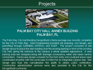 Palm Bay City Hall Annex - Palm Bay, FL