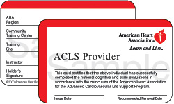 ACLS Certification Classes in Berkeley