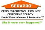 SERVPRO of South Greenville County