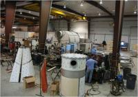 Manufacturing shop floor