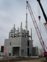 Evaporator system installation