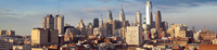 Philadelphia Skyline 2009