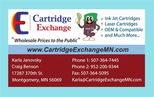 Cartridge Exchange