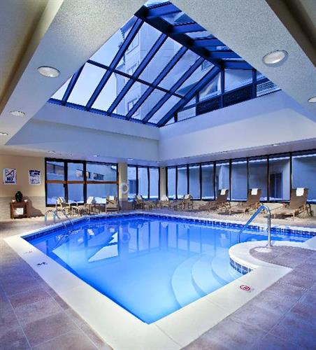 Pool is Included with all Spa Services