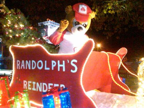 Good Neighbor Float for Donna Randolph State Farm