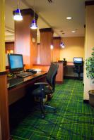 Complimentary Business Center offering guests computers and printers plus fax service available