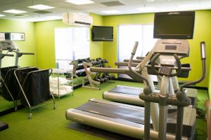Our well appointed Fitness Center will keep you on your fitness routine whiile you're on the road!