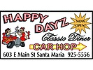 Happy Dayz Classic Diner & Car Hop