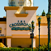 Crossroads Shopping Center in Santa Maria