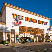 Home Depot at Crossroads in Santa Maria
