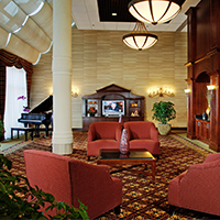 Enjoy complimentary internet access in our lounge area.