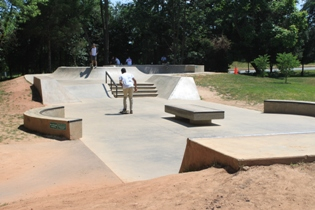 Town of Herndon - Parks and Recreation - Skatepark