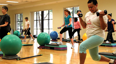 Town of Herndon - Parks and Recreation - Exercise and Fitness