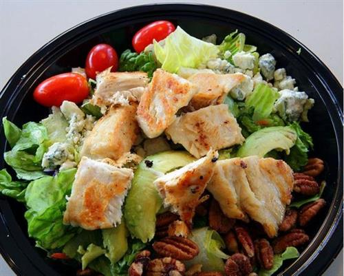 Garden Fresh And Delicious Salads