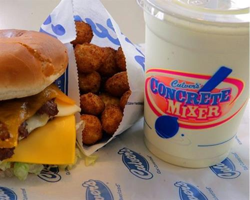 Add a Concrete Mier or other Frozen Custard Treat