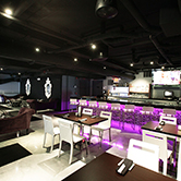Two Bar/Lounge Areas