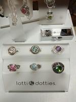 Lottie Dottie's rings