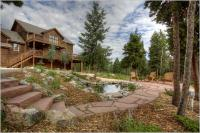 Warhawk Road, Conifer, Huge 10+ Acre Estate, 4 Bedrooms, 4 Baths, Hot Tub, Stone Lined Rapids ending in a reflecting pool and much, much more!
