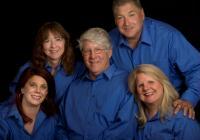 Terry Robinson, Stephanie Foster, Deborah Oakes, Christi Patrick & Mike Fuentes