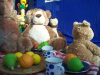 Fun at our annual Teddy Bear Picnic!