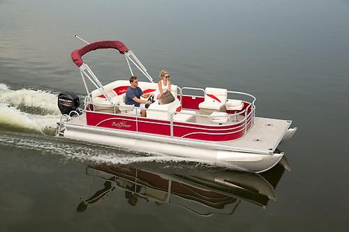 Sun Chaser Pontoon Boats