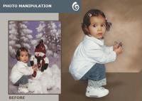 Photo Manipulation - Change Background