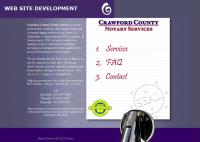 Crawford County Notary Service Website
