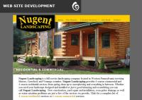 Nugent Landscaping Website
