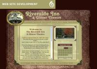 Riverside Inn and Dinner Theatre Website