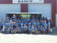 Camp Chance Group Photo
