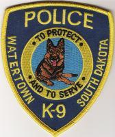 K-9 Patch