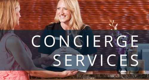 Residents of One Willow Creek will enjoy access to concierge services