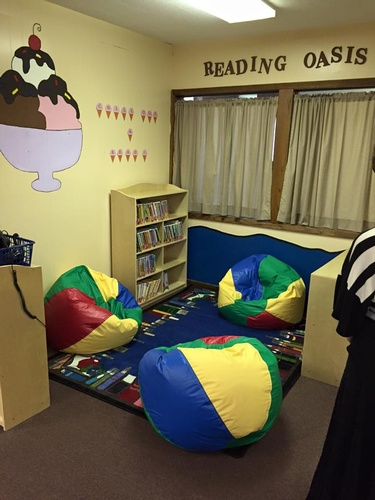 Watertown Christian School Reading Oasis