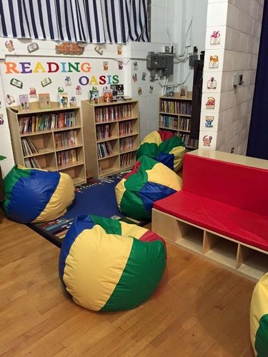 Immaculate Conception School Reading Oasis