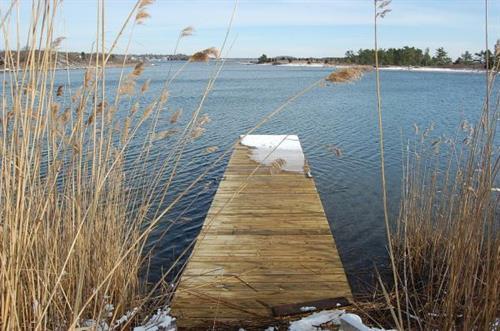 Quonnie Salt Water Pond