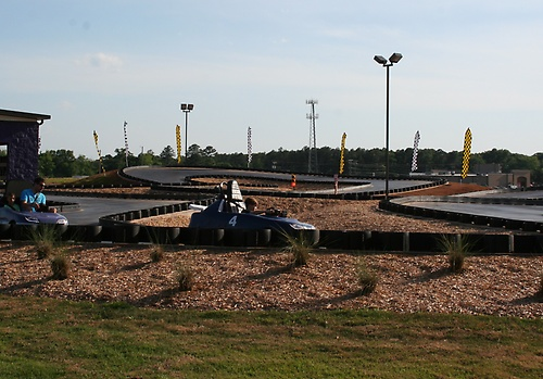 Outdoor Go-Karts will get your adrenaline going at our top speed!