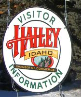 Hailey Chamber and Visitor Center