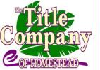 Title Company of Homestead