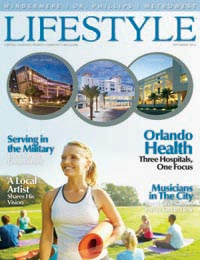 September 2012 Cover - Orlando Health