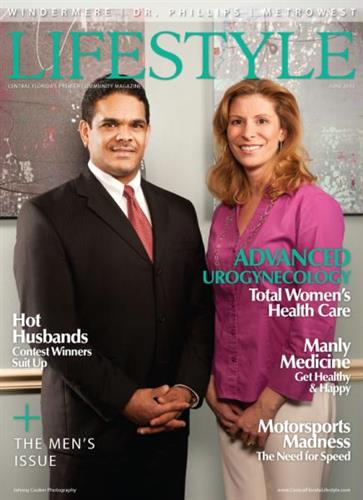 June 2012 Cover - Advanced Urogynecology